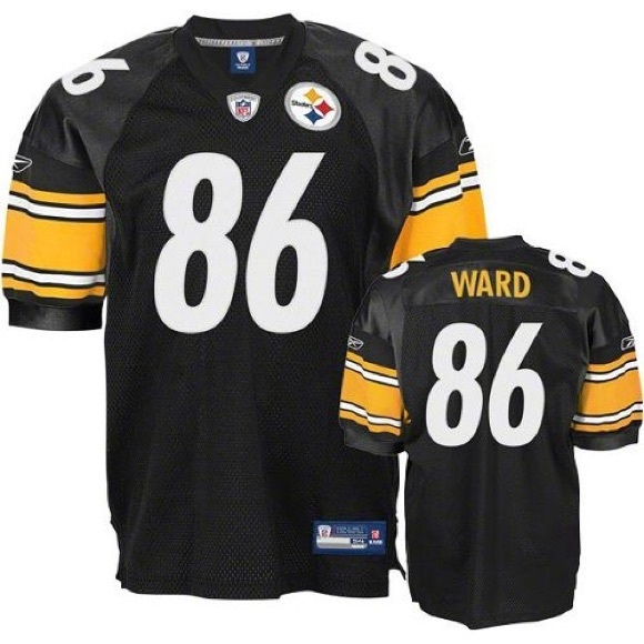 Hines Ward Pittsburgh Steelers Authentic Jersey